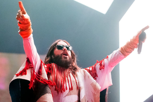30 Seconds to Mars . Фото: Getty