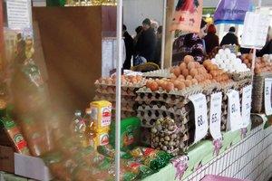 Перед Пасхой в Донецке разыскивают украинские продукты