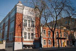 В Одессе рейдеры захватили художественное училище