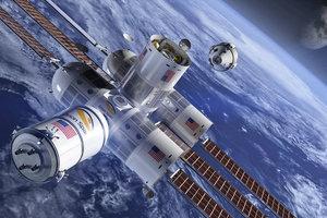 На орбиту планируют запустить космический отель