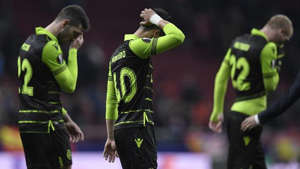 Президент португальского «Спортинга» отстранил 19 игроков команды