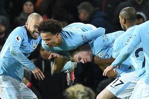 Дерби Манчестера и другие матчи 33 тура чемпионата Англии