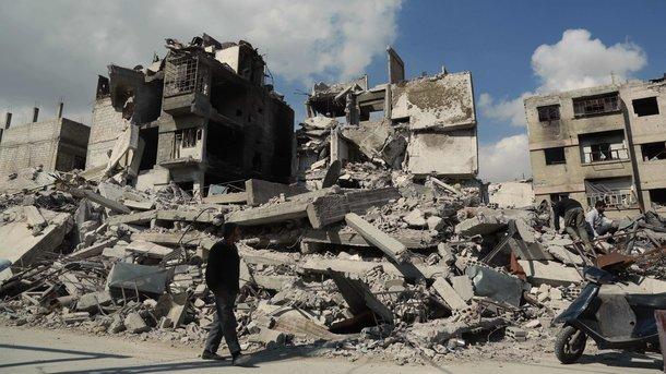 ВЕС считают, что захиматакой вСирии стоит Дамаск