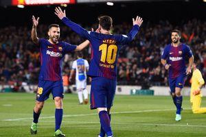 """В шаге от рекорда: """"Барселона"""" не проигрывает 38 матчей в Примере подряд"""