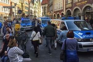 Наезд грузовика на людей в Германии: все подробности