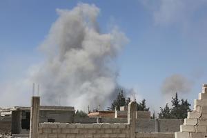 Газовая атака в Восточной Гуте: погибло минимум 70 человек