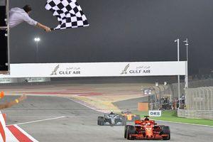 Обзор Гран-при Бахрейна: ноги, сходы, две победы Феттеля