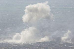 По военной базе сил Асада в Сирии нанесен ракетный удар