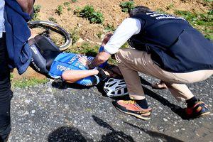 23-летний велогонщик умер после остановки сердца во время соревнований