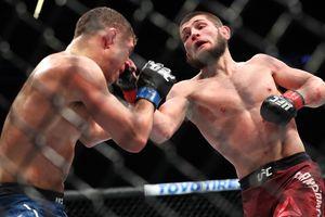Стало известно, сколько денег получил Хабиб Нурмагомедов за чемпионский титул в UFC