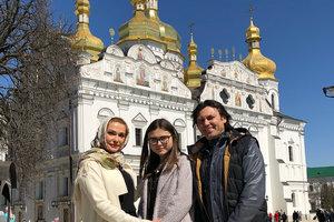 Как украинские звезды отпраздновали Пасху