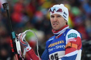 Легендарный биатлонист Свендсен со слезами на глазах объявил о завершении карьеры