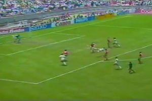 Назван самый красивый гол в истории чемпионатов мира по футболу