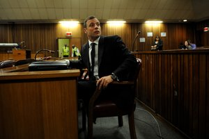 Конституционный суд ЮАР оставил в силе приговор Оскару Писториусу