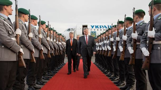 Лидеры нормандского формата встретятся весной вАахене без РФ