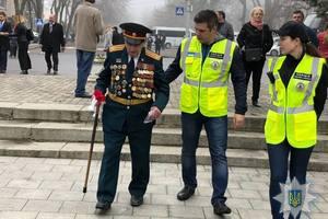 Торжества в День освобождения Одессы охраняют 1500 копов (обновлено)