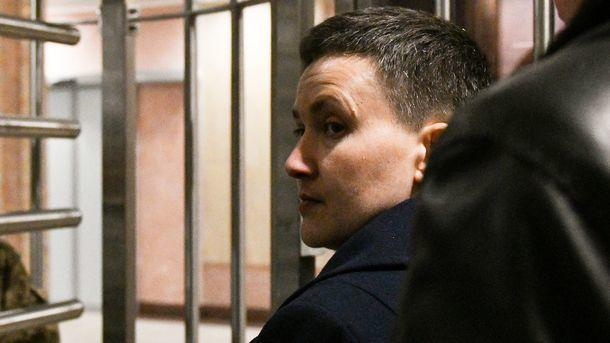 Юрист: Савченко вСИЗО похудела на11 килограммов