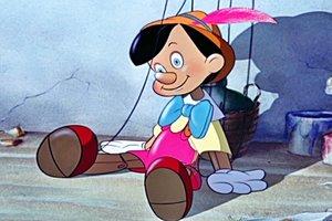 Мертвый Пиноккио: Disney опубликовал непонятный и мрачный твит, который возмутил сеть