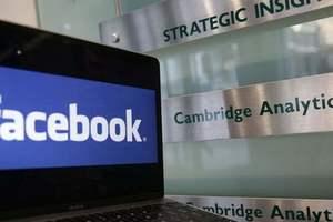"""Facebook сообщит пользователям, кто стал """"жертвой"""" Cambridge Analytica"""