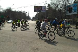 В Одессе 1500 человек устроили велосотку