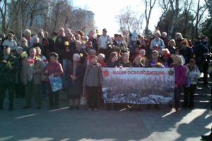 Цветы и песни: в Одессе отметили день освобождения города, опубликованы фото