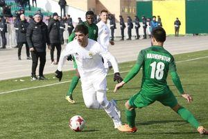 Украинский футболист забил потрясающий гол ударом скорпиона