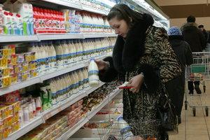 Украинцы стали больше тратить денег на продукты