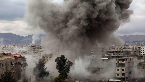 «Евроконтроль» предупредил авиакомпании о вероятных ударах поСирии