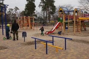 Как обновить песок на детской площадке