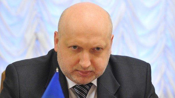 Турчинов пояснил, почему не«разбил» российскую армию вКрыму