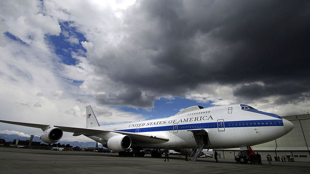 Boeing E-4 Nightwatch. Фото: Wikimedia Commons
