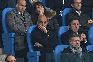 Поведение Гвардиолы будет рассмотрено УЕФА на специальном заседании