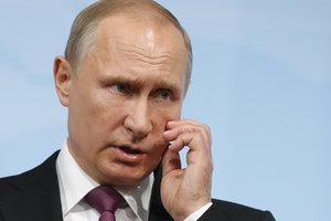 Путин и Нетаньяху обсудили по телефону ситуацию в Сирии