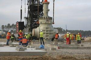 Газопровод в обход Украины получил все разрешения в Финляндии