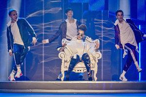 Мария Яремчук удивила коллаборацией с танцевальным бойз бэндом