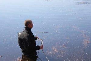 В Киеве водолазы нашли тела двух рыбаков, третьего ищут