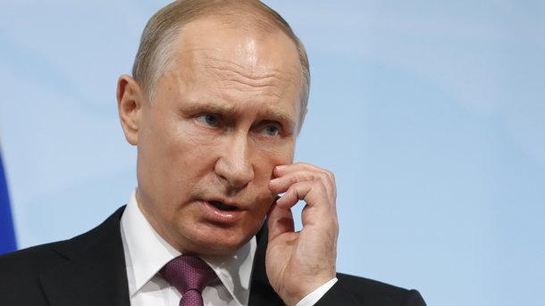 Путин обвинил США впотакании террористам