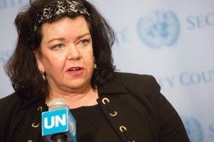 Химатака в Сирии: постпред Великобритании при ООН обвинила Москву во лжи