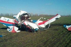 В России разбился самолет, есть погибшие