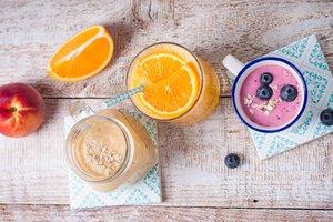 Что приготовить на завтрак: три рецепта полезных смузи