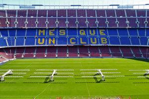 """""""Барселона"""" потратит на реконструкцию стадиона более полумиллиарда евро"""
