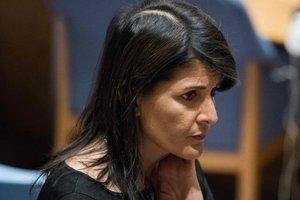 Никки Хейли рассказала о шансах, которые США давали Сирии
