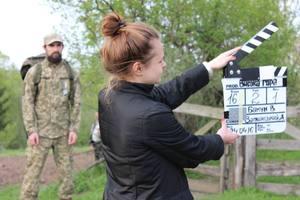 Студенты кинофакультета ищут деньги на фильм о разрушенных семьях из-за военного конфликта