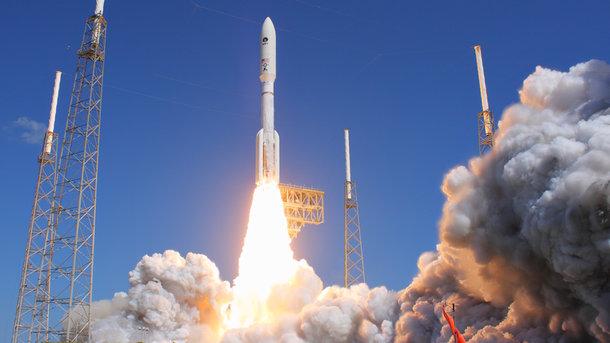 Ракета Atlas Vстартовала воФлориде