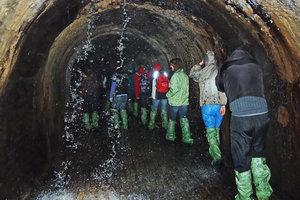 Подземные тайны Киева: водопад в 23 метра и бункеры под Верховной Радой
