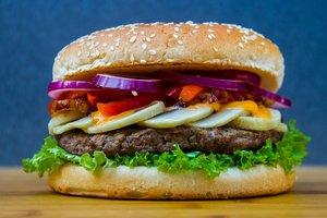 Человечество будут кормить бургерами за 325 тысяч долларов