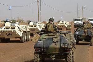 Боевики в Мали напали на базу ООН: есть погибший и раненые