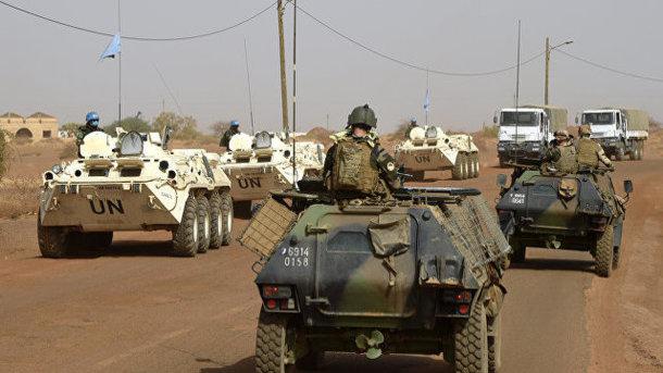 Боевики напали намиротворцев ООН ифранцузских солдат вМали