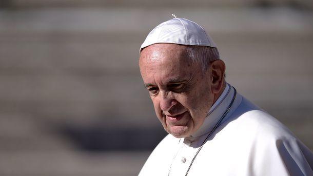 Папа Римский сделал объявление — вражда вСирии