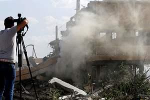 Эксперт: Конфликт в Сирии будет хуже, чем у Израиля с Палестиной